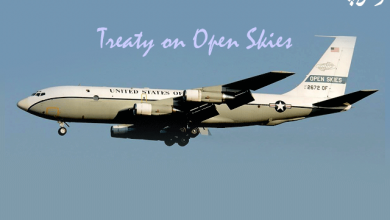 تصویر از معاهده آسمان های باز چیست ؟