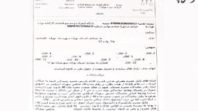 Photo of صدور قرار «منع تعقیب» برای شکایت یک وکیل دادگستری از نمایندگان مجلس