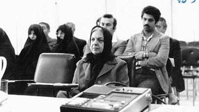 تصویر از در دادگاه وزیر هویدا چه گذشت؟