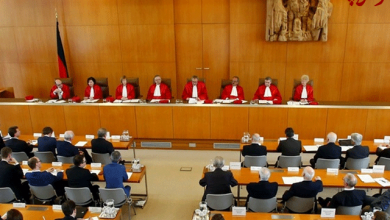 Photo of دادگاه قانون اساسی آلمان شکایت پناهنده ایرانی را رد کرد