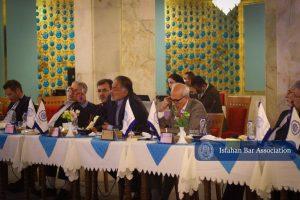 روسای کانون های وکلای دادگستری در اجلاس اصفهان