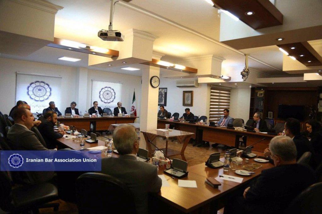 نشست گروه مشاوران اسکودا با هیات رییسه