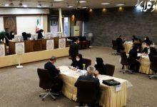 تصویر از نتایج انتخابات کانون وکلای مرکز