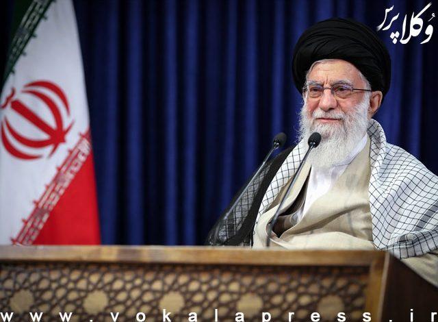 مشروح بیانات رهبر انقلاب با مسوولان عالی قضایی