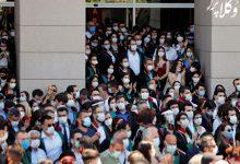 Photo of اعتراض وکلای دادگستری ترکیه