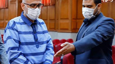 تصویر از جلسه سوم دادگاه اکبر طبری برگزار شد