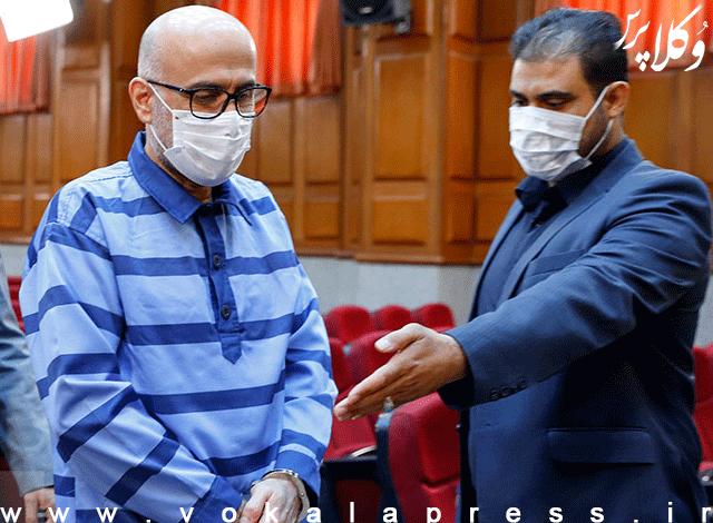 جلسه یازدهم دادگاه اکبر طبری