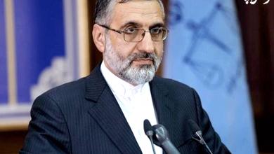 Photo of اعلام محکومیت زم در نشست خبری سخنگوی قوه قضاییه