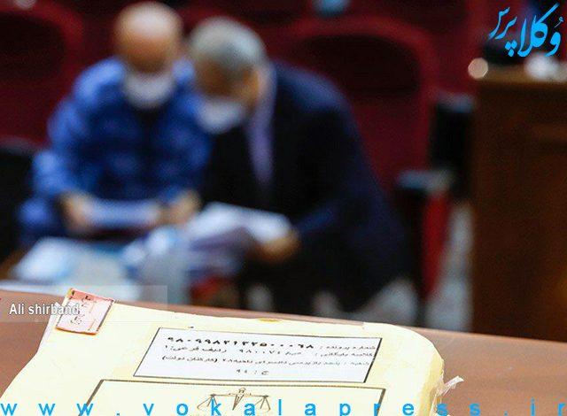 جلسه سیزدهم دادگاه اکبر طبری