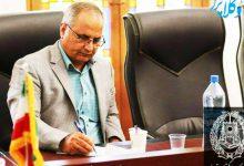 علی زارع مهرجردی ؛ رییس جدید کانون وکلای یزد