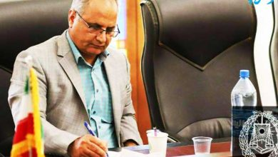 Photo of علی زارع مهرجردی ؛ رییس جدید کانون وکلای یزد