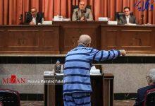 تصویر از دادگاه اکبر طبری و رسیدگی به اتهامات وکیل مهدی زاهدیان