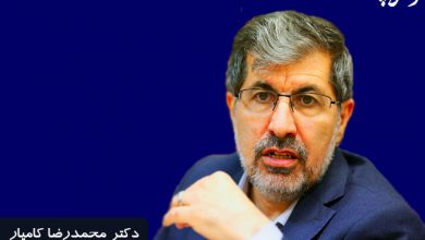 تصویر از گزارش محمدرضا کامیار از جلسه دوم هیات مدیره کانون مرکز