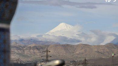 تصویر از ادعای یک روزنامه درباره وقف بخشی از قله دماوند