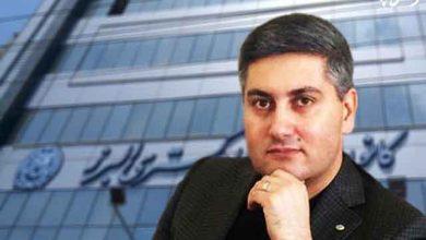 تصویر از حسین تفویضی رییس کانون وکلای البرز شد