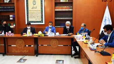 Photo of کانون وکلای آذربایجان شرقی ؛ میزبان نهادهای مرتبط با دادگستری