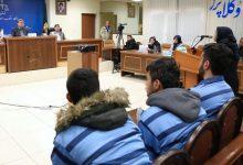 تصویر از پذیرش درخواست اعاده دادرسی سه جوان محکوم به اعدام آبان ۹۸