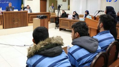 Photo of حکم اعدام سه جوان بازداشتی اعتراضات آبان در دیوان عالی کشور تأیید شد