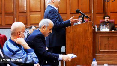 Photo of هشتمین جلسه دادگاه اکبر طبری