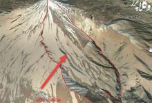 تصویر از سند تعیین حدود پلاک ثبتی کوه دماوند منتشر شد