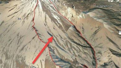 Photo of سند تعیین حدود پلاک ثبتی کوه دماوند منتشر شد