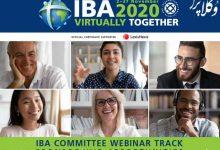تصویر از کنفرانس سالانه IBA مجازی برگزار می شود