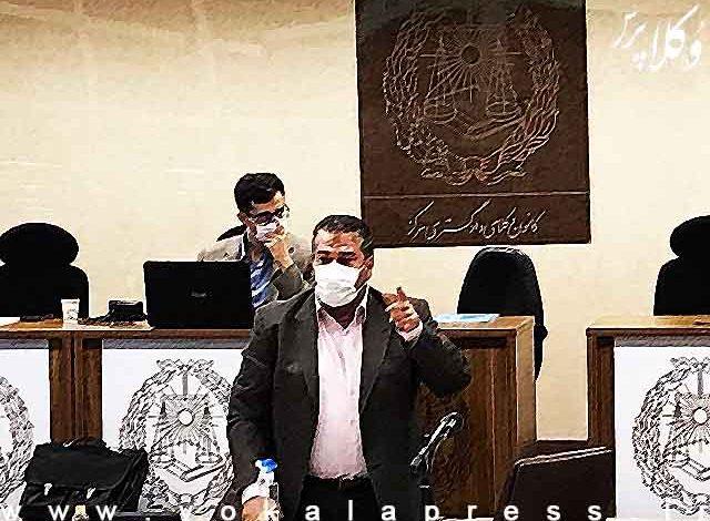 دلایل معترضان در جلسه پنجم هیأت مدیره کانون وکلای مرکز چه بود؟