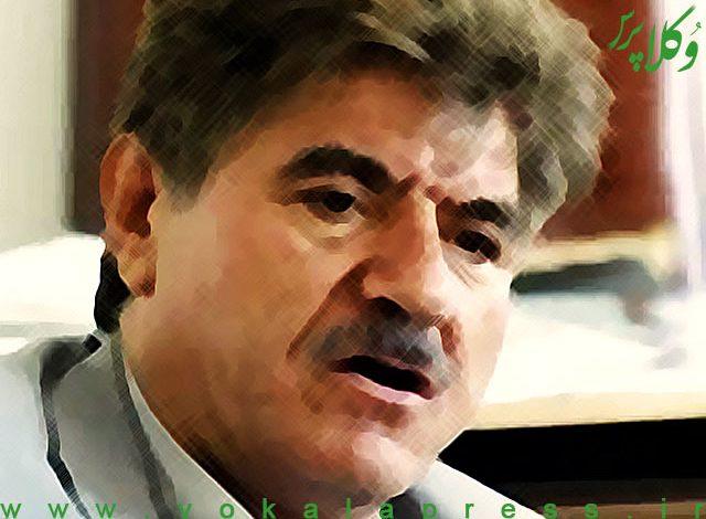 حقوقدانان در مجامع بین المللی - صالح نیکبخت