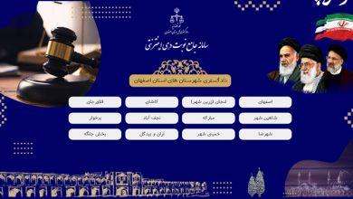 تصویر از سامانه نوبت دهی اینترنتی شعب شوراهای حل اختلاف اصفهان چیست؟