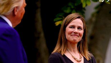 تصویر از ایمی کنی برت ؛ گزینه ترامپ برای عضویت در دیوان عالی آمریکا