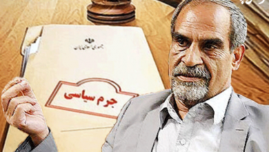 تصویر از وکیل نعمت احمدی ؛ اولین مجرم سیاسی با رأی هیأت منصفه