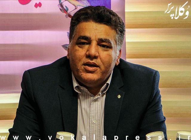 وضعیت پیش نویس آیین نامه لایحه استقلال از زبان وکیل طاهری نسب