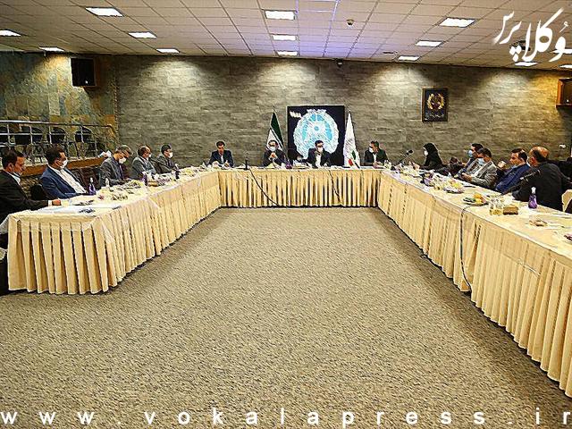 مصوبات نشست یک آبان ۹۹ رؤسای کانون های وکلای کشور