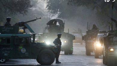 حمله تروریستی به دانشگاه کابل