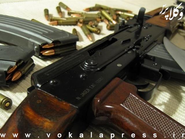 سوءقصد مسلحانه به یک وکیل دادگستری در خرم آباد