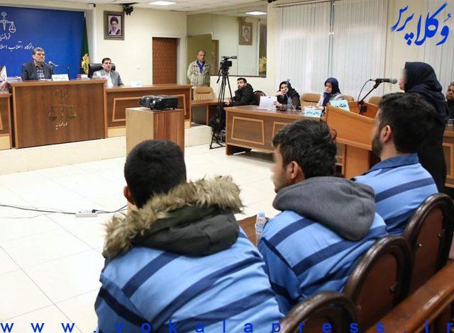 توضیح وکیل پاک نیا درباره نقض حکم اعدام سه محکوم حوادث آبان 98