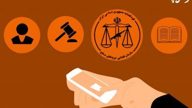 راه اندازی سامانه نظرسنجی پیامکی از مراجعان سازمان قضایی نیروهای مسلح