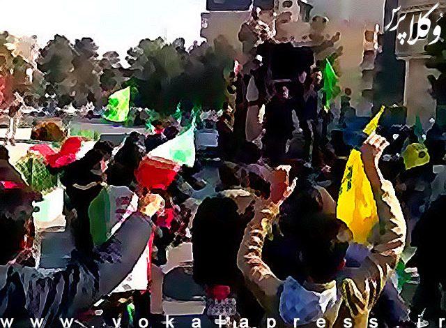 درخواست تعقیب قضایی توهین کنندگان به رییس جمهور در راهپیمایی 22 بهمن