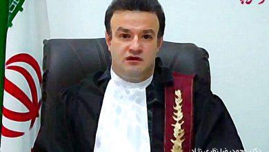 دکتر محمدرضا نظری نژاد، رییس کانون وکلای دادگستری گیلان