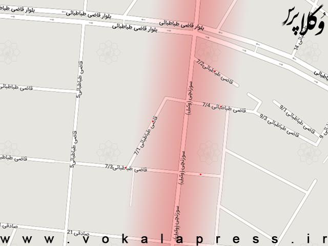 موافقت شورای شهر مشهد با نامگذاری یک خیابان به نام «وکیل»