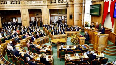واکنش ها به تصویب لایحه مهاجرستیز اخراج پناهجویان در پارلمان دانمارک