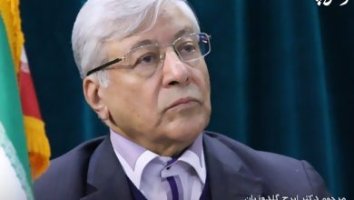 وکیل دکتر ایرج گلدوزیان درگذشت