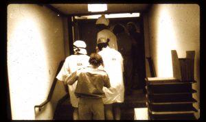 آزمایش زندان استنفورد - جابجایی زندانیان