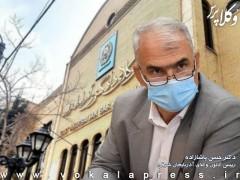 دکتر حسن پاشازاده رییس جدید کانون وکلای آذربایجان شرقی شد