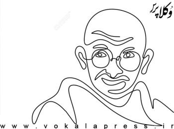 ۲ اکتبر؛ سالروز تولد وکیل گاندی که به خاطر اشباع بازار وکالت سراغ معلمی و عریضه نویسی را گرفت